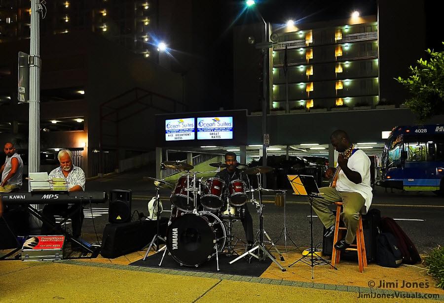 Street Jazz Artists