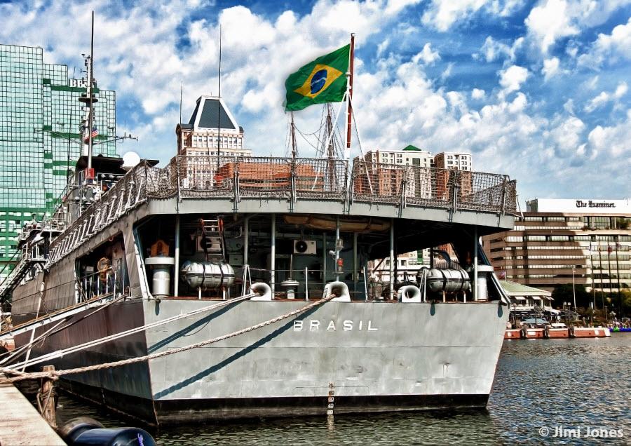U27 Brasil - Stern