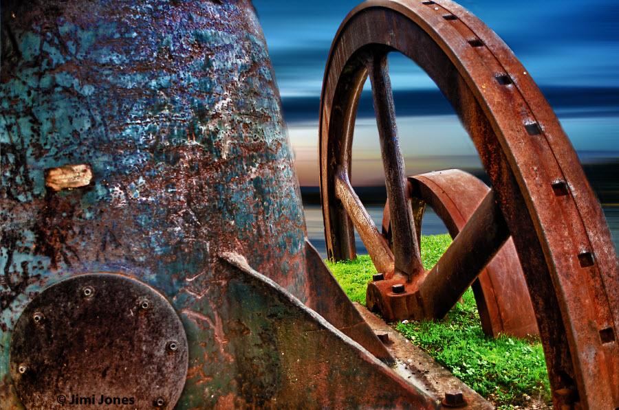 Wheel of Steel - 2