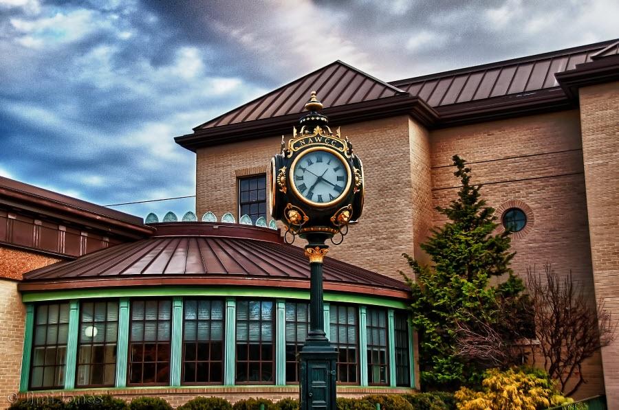 NAWCC Clock