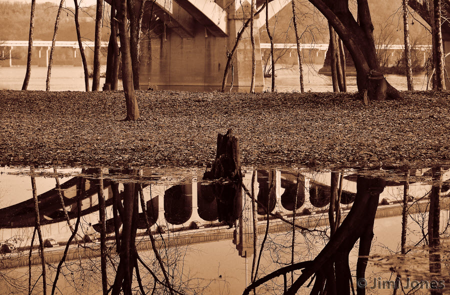 Reflective Moments 2 - Hazelnut