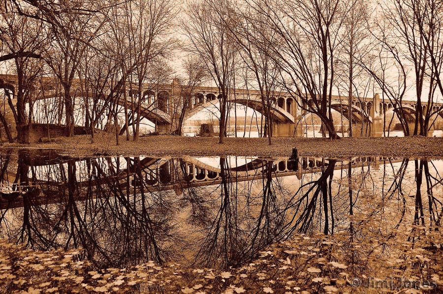 Reflective Moments - Hazelnut