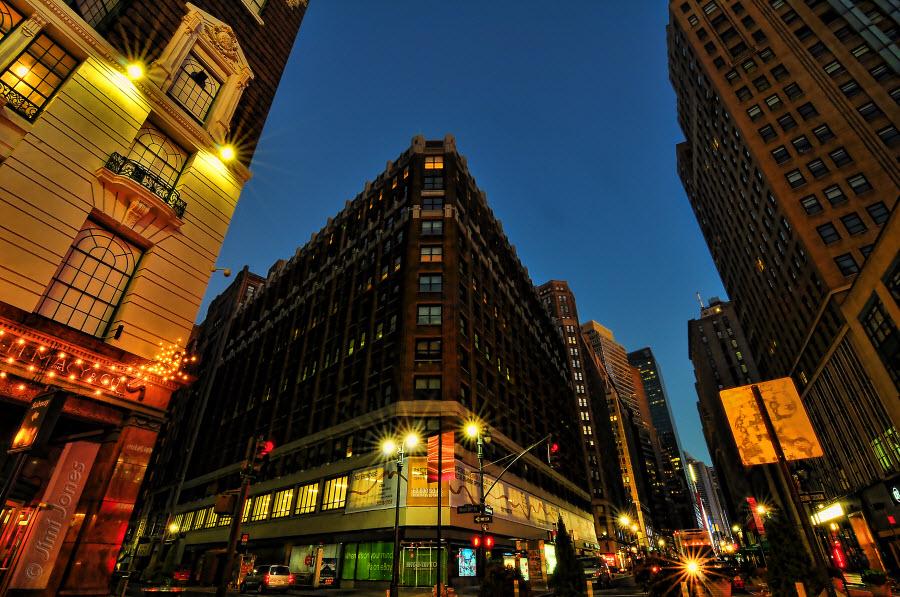 Broadway & 35th Street NY