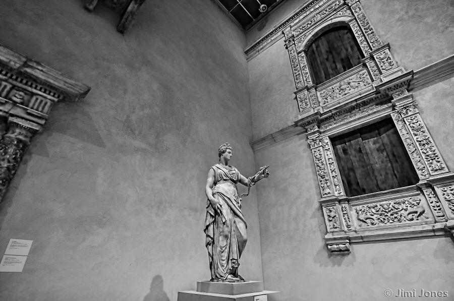 Greek and Roman Art - 2 - B&W