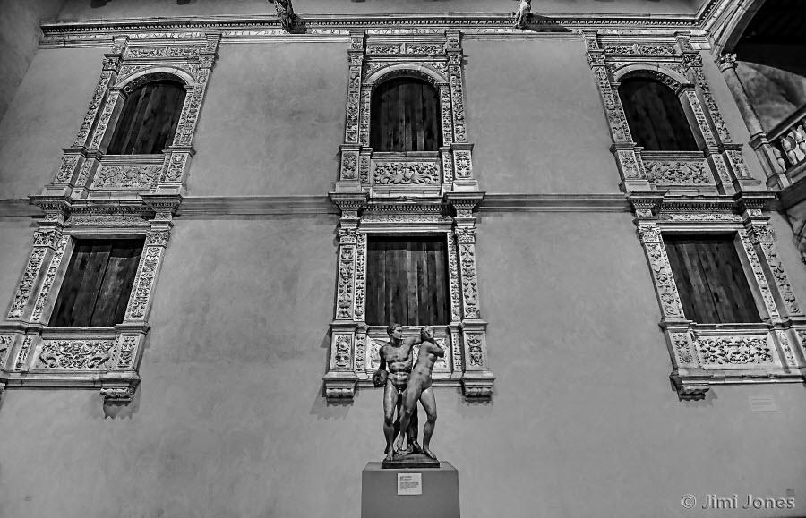Greek and Roman Art - 3 - B&W