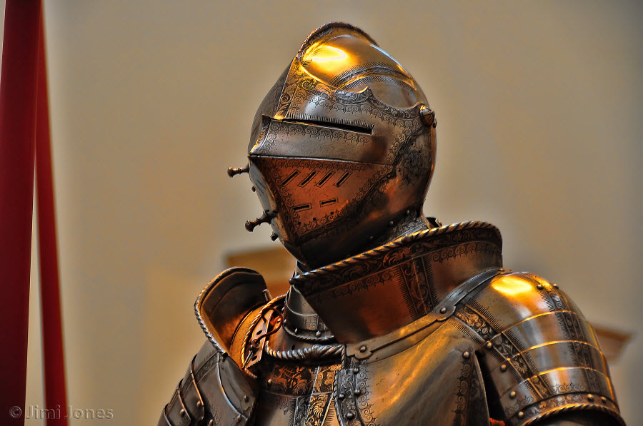 Suits of Armor - Close up