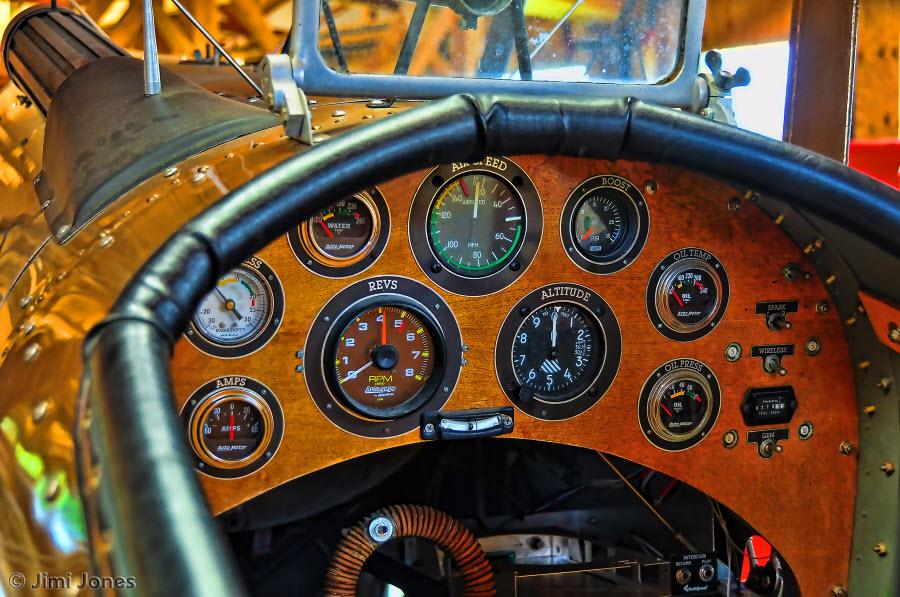 The Cockpit