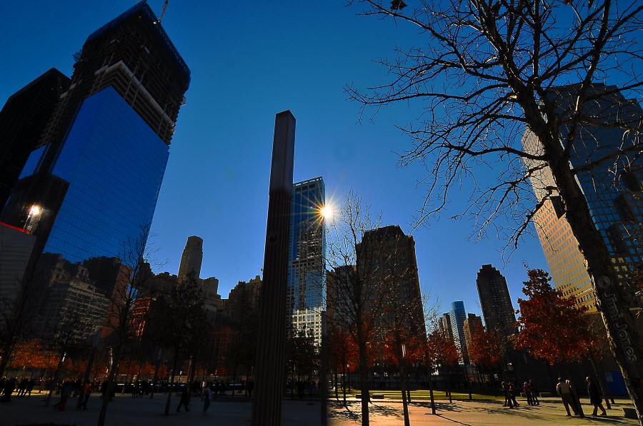 9 11 Memorial Perimeter - 1