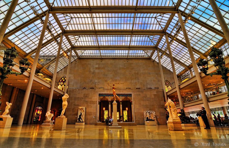 Atrium at the Met