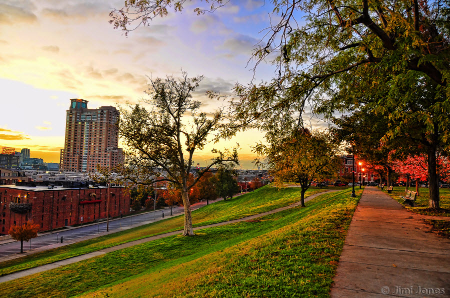 Federal Hill Morning