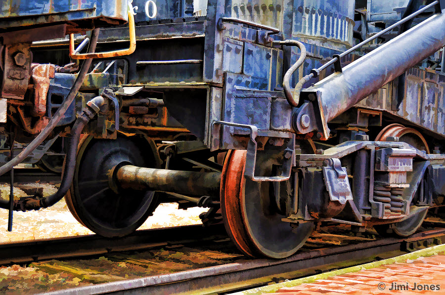 Railcar Abstract