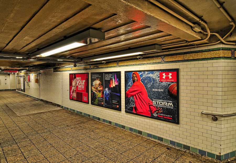 Subway Stop - Original