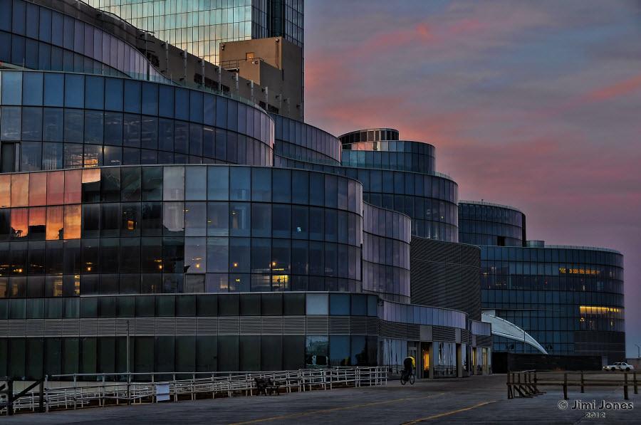 Revel Atlantic City - Zoomed View