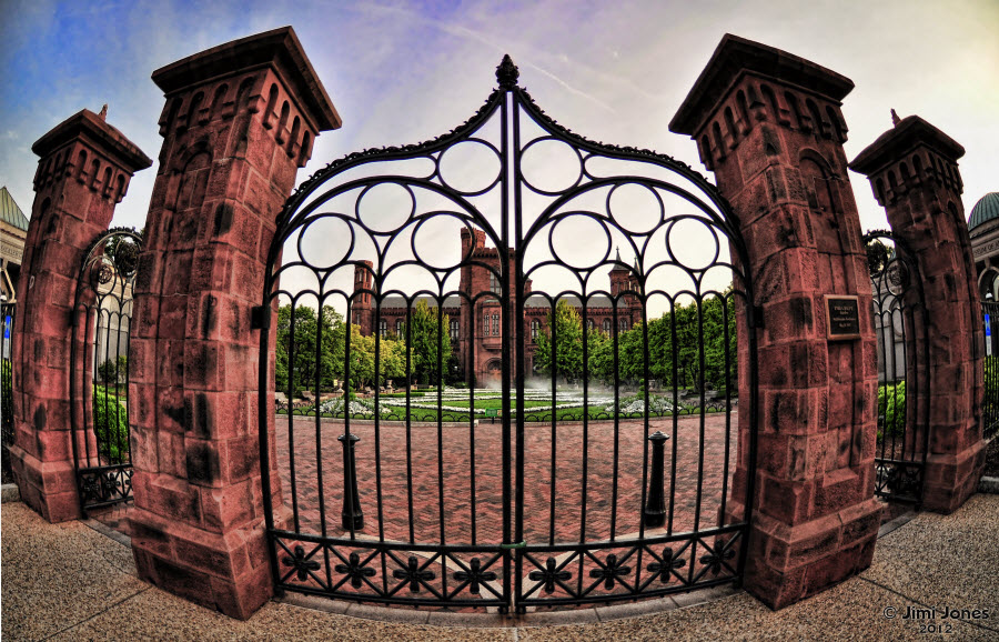 Renwick Gates