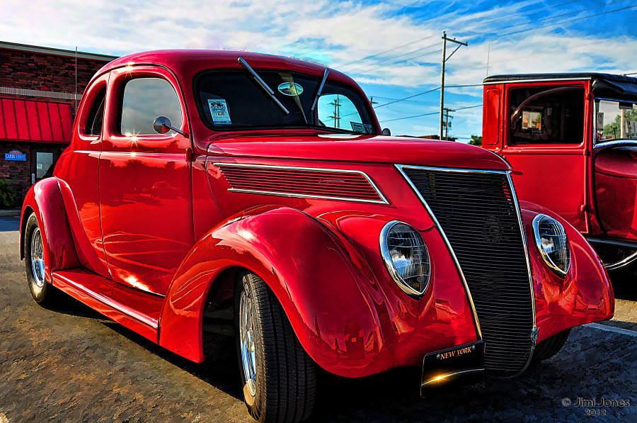 1938 Ford