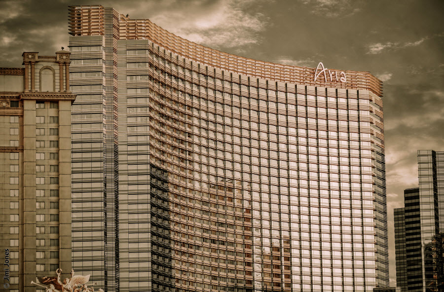 Aria Resort & Casino - Medium Tone