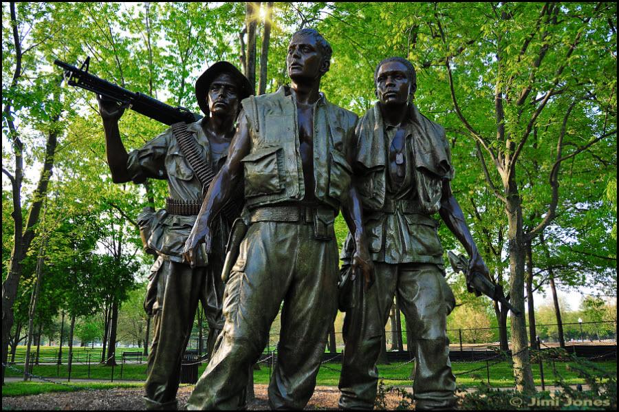 Vietnam Soldiers Memorial