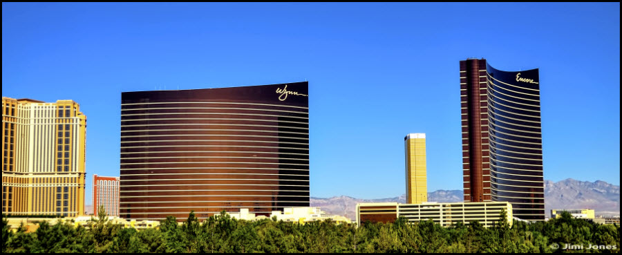 Photo of the Wynn Exclusives resort