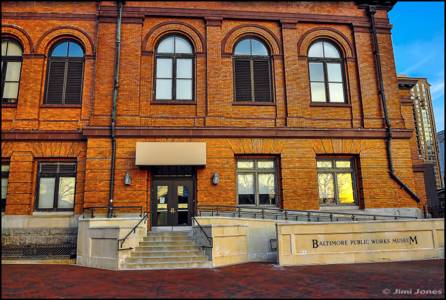 The Baltimore Public Works Museum