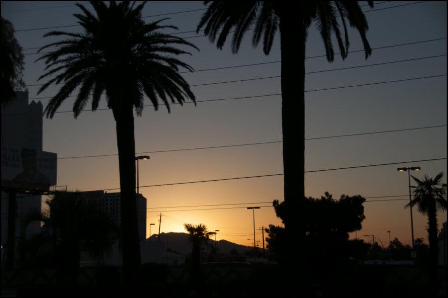 Saving a Sunrise