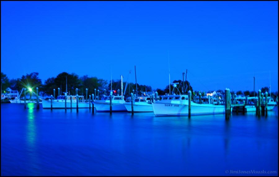 Blue Hour - Taylors Island