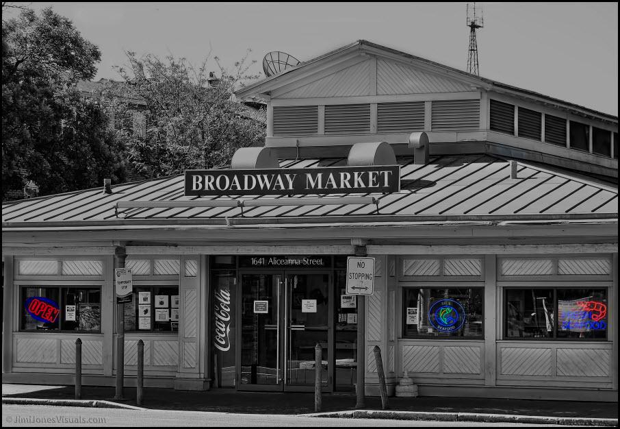 Historic Broadway Market
