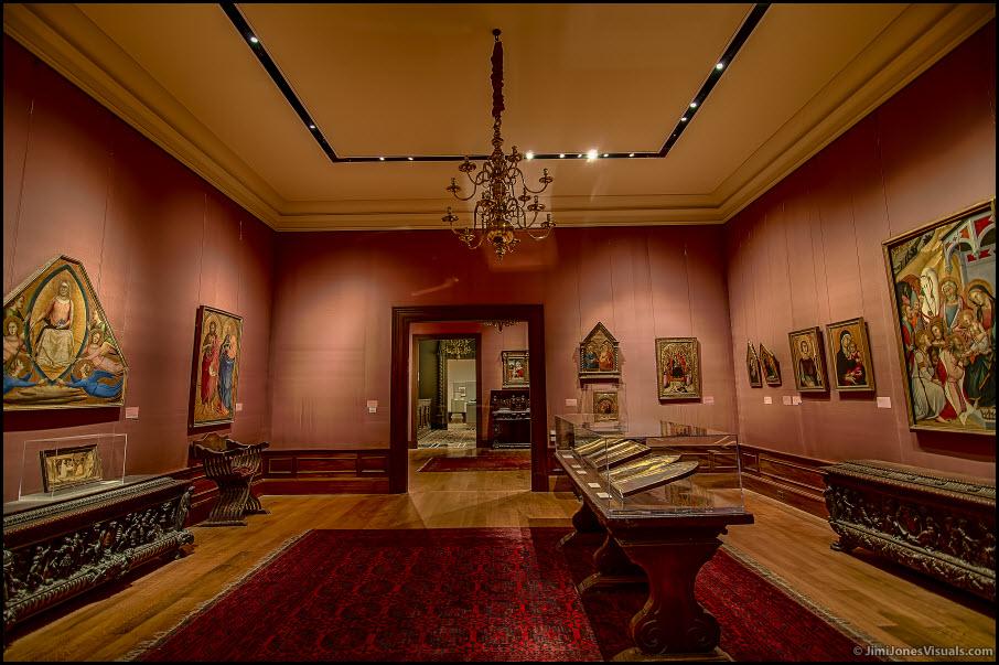Religious Artifacts in the Metropolitan Museum of Art