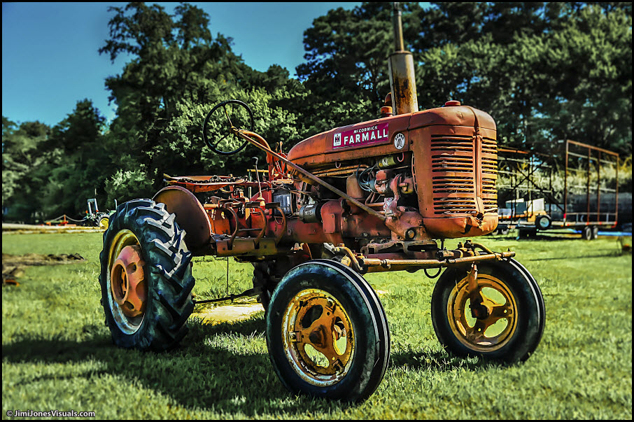 McCormick Farmall Tractor