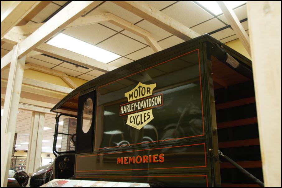 Harley Davidson Memories - RAW File Image