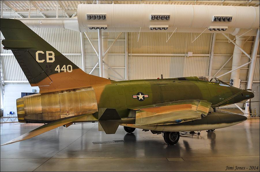 F 100D Super Sabre