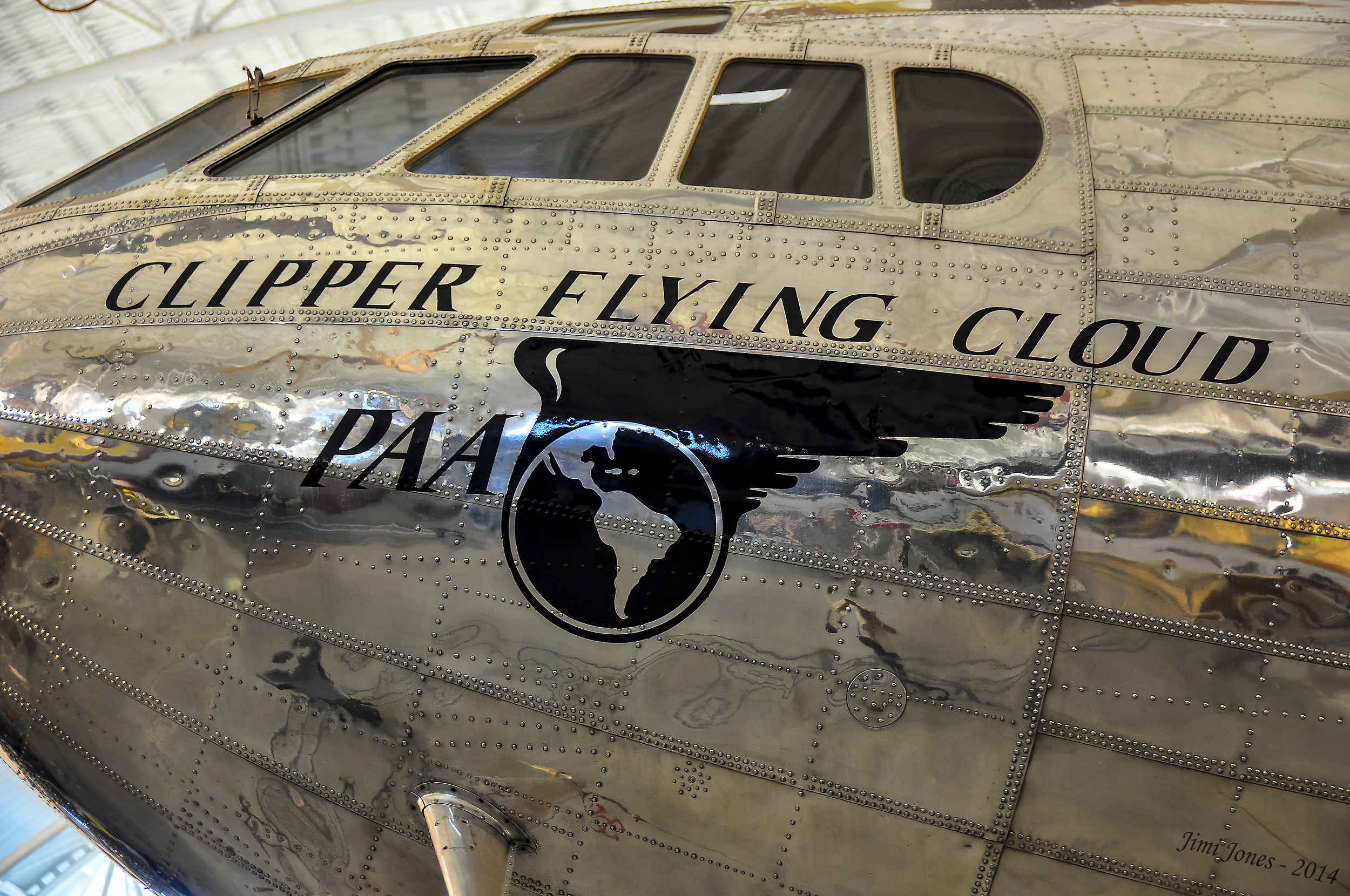 Clipper Flying Could