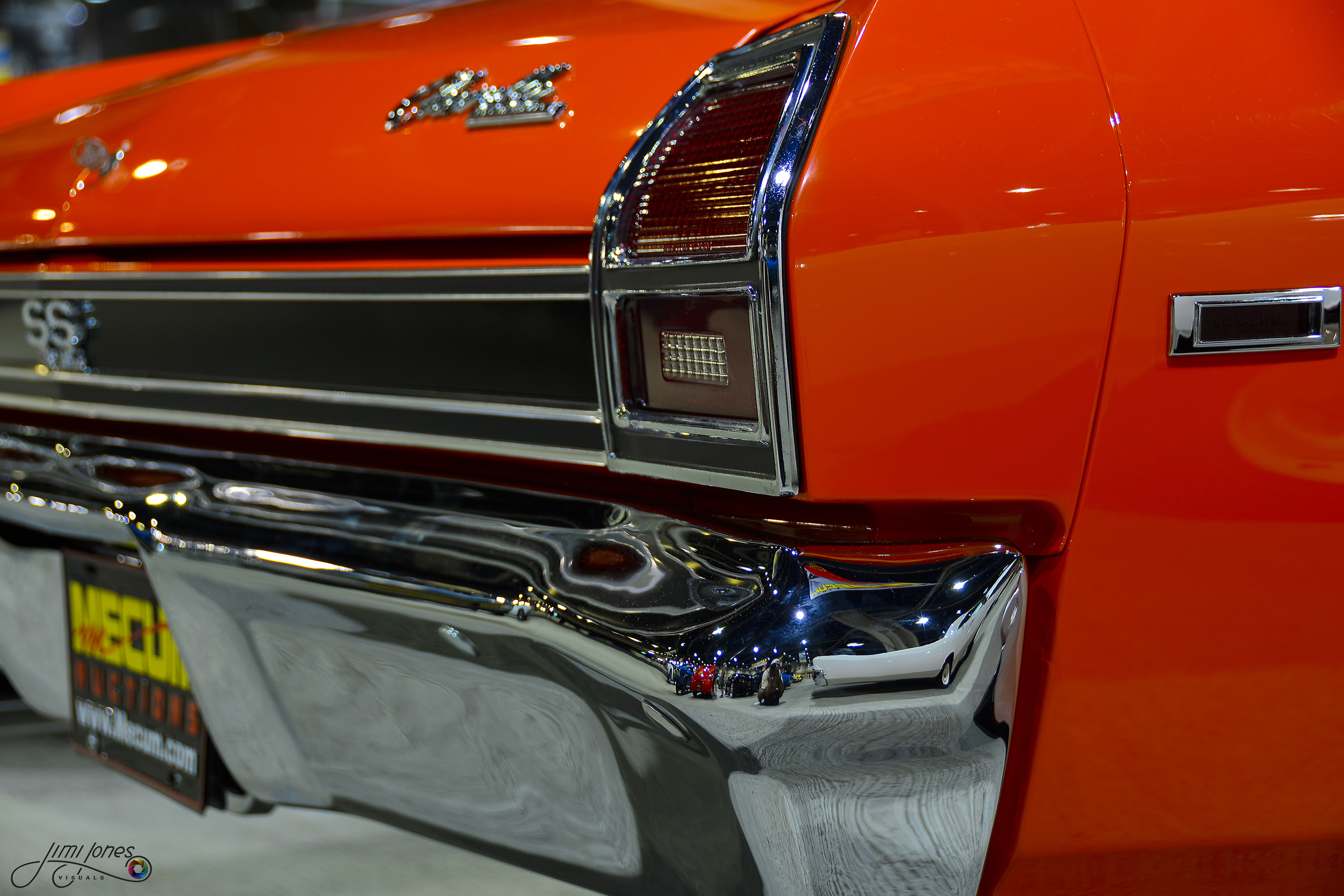1969 Chevy SS Chevelle