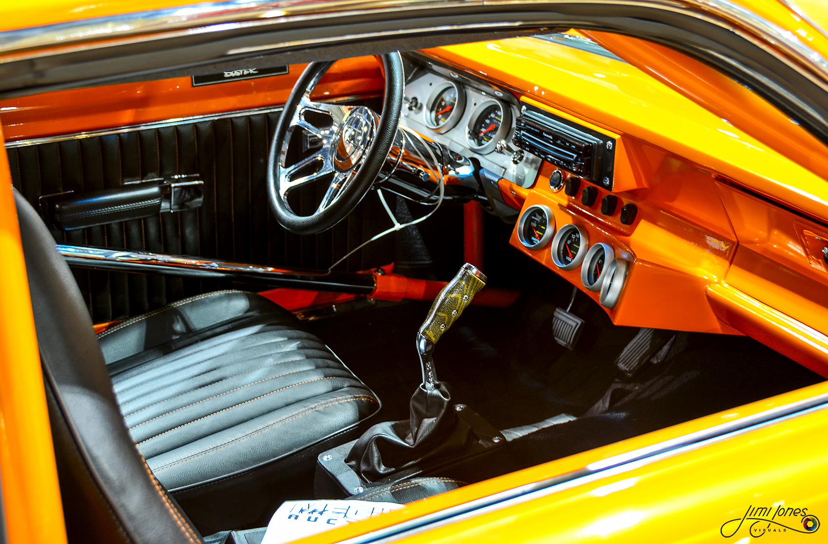 1970 Plymouth Duster - Interior