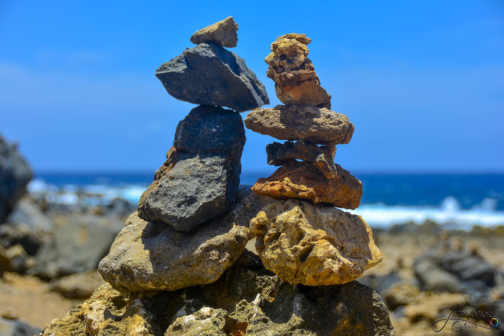 Zen Rock Pile