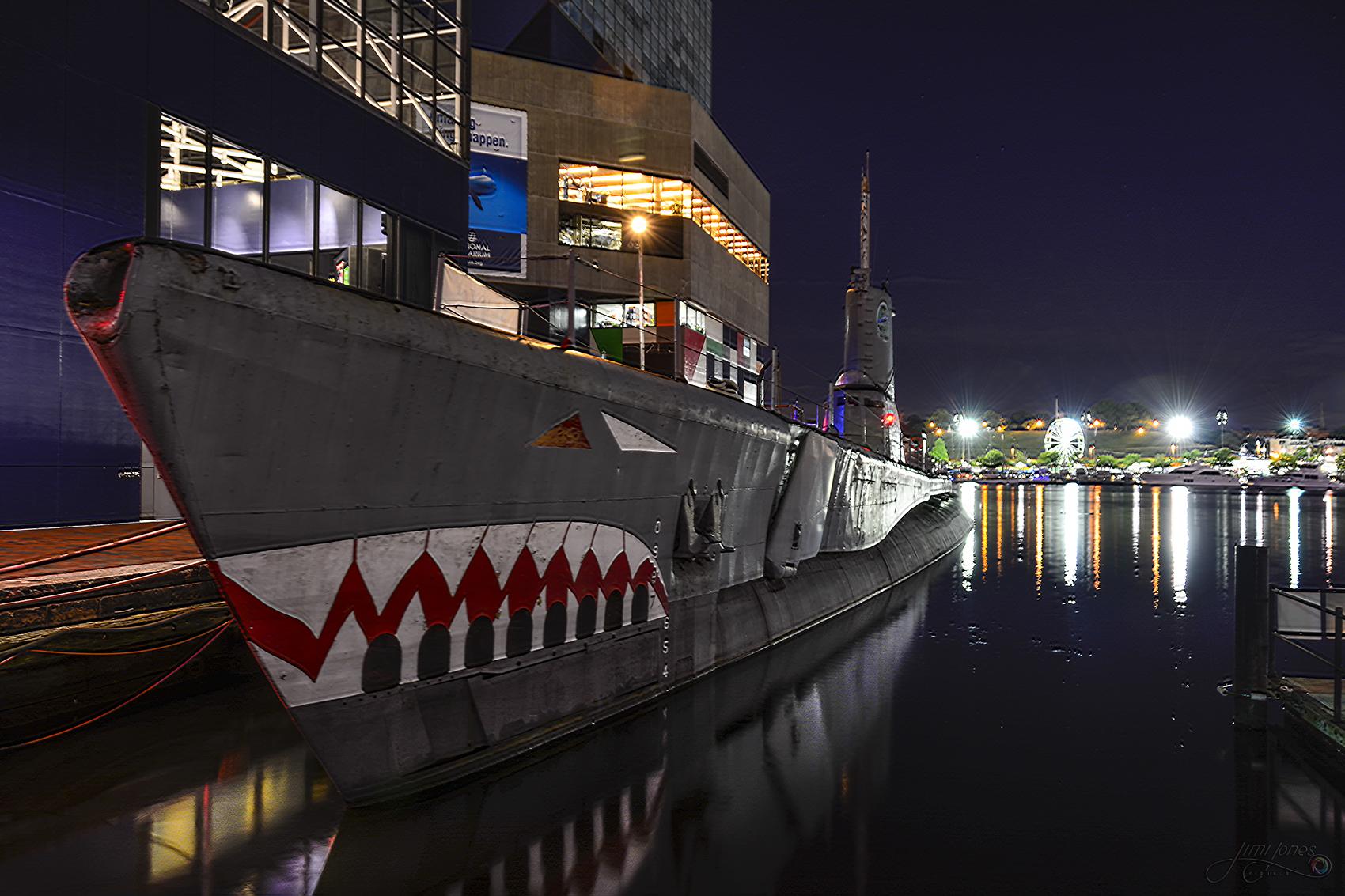 USS Torsk Baltimore