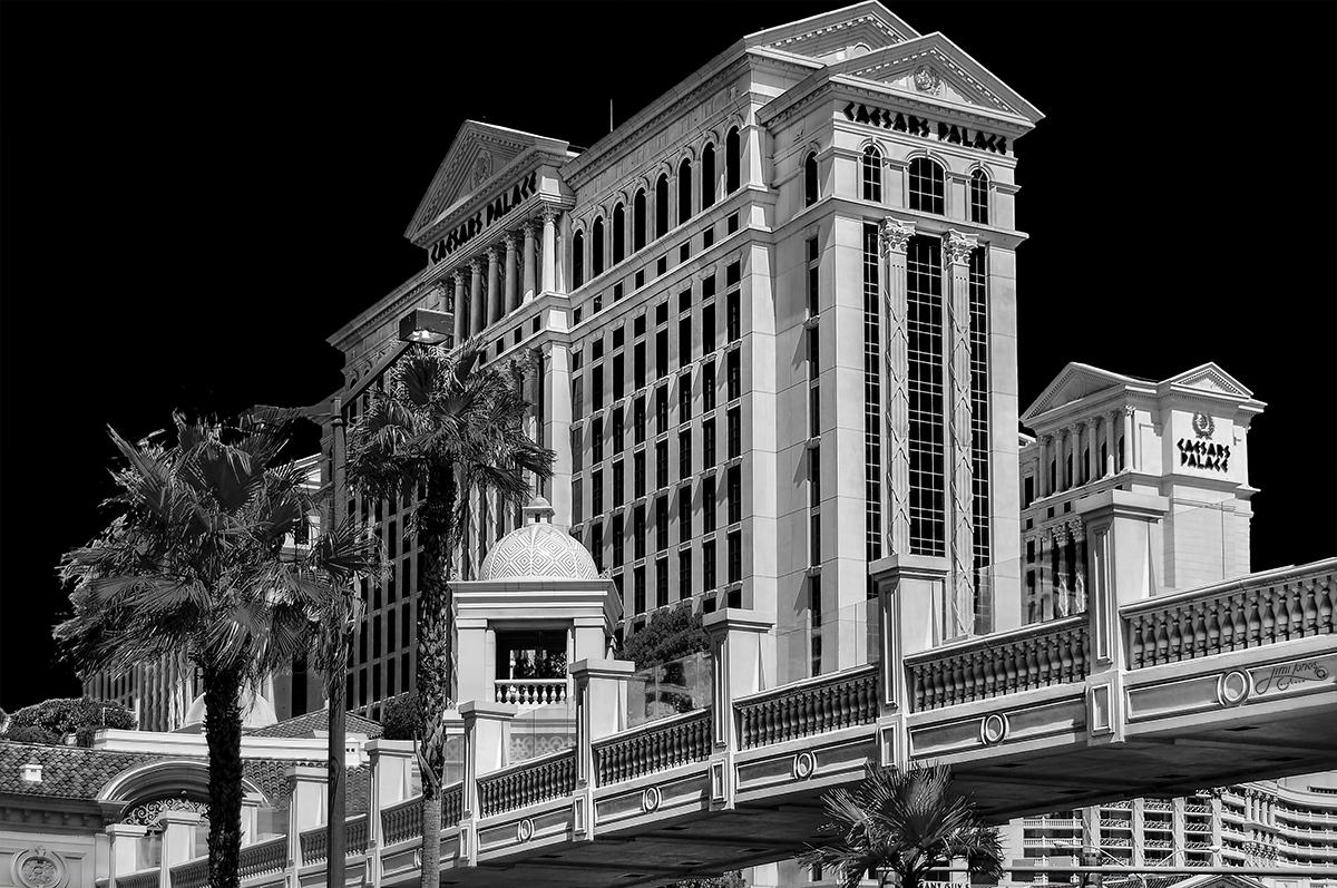 Caesars Palace Las Vegas - B&W.jpg