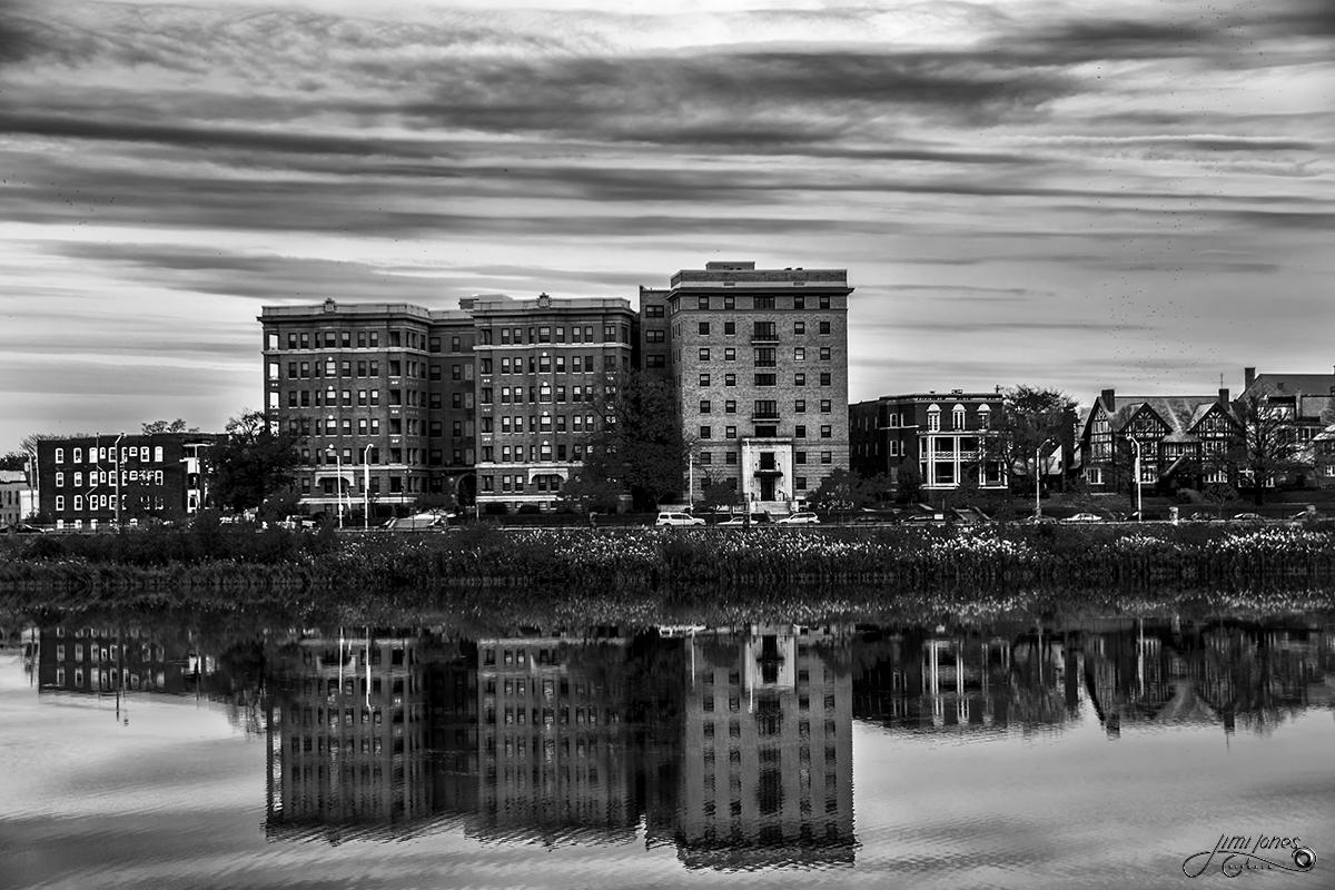 Reflective Moment - B&W.jpg