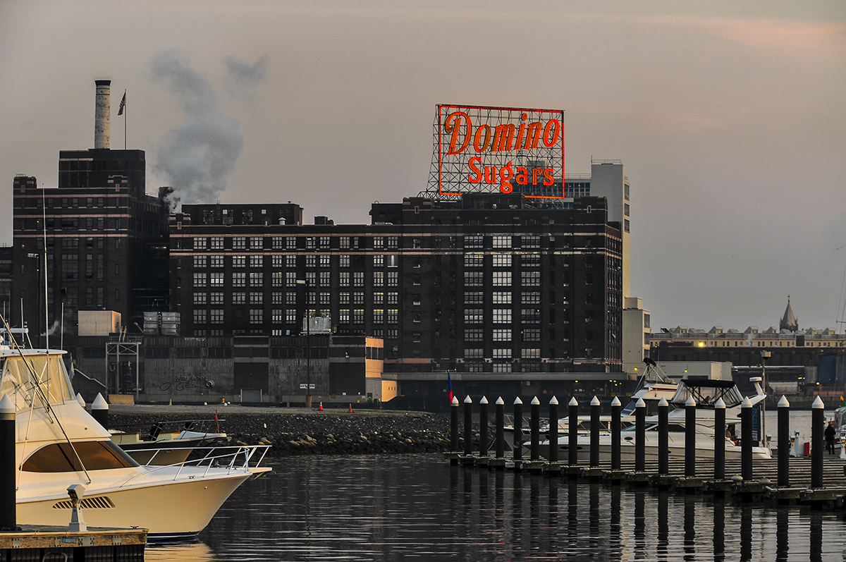 Domino Sugars Factory - Baltimore