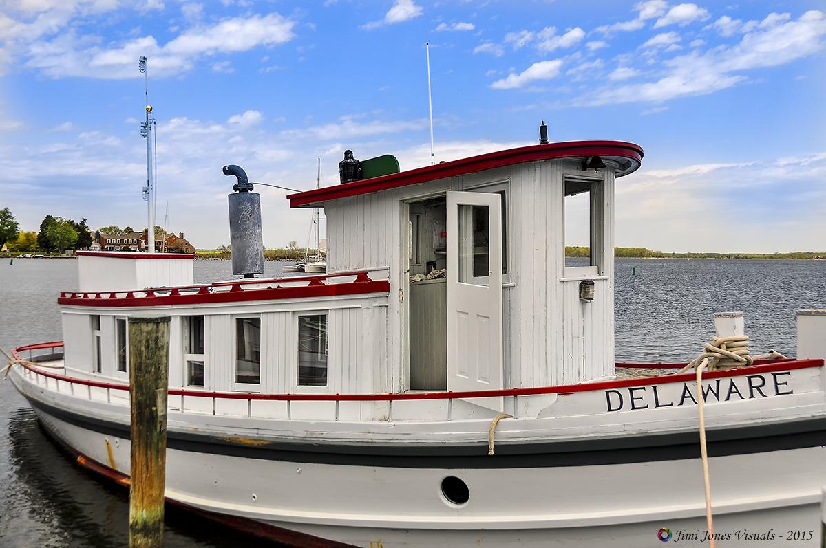 Tug Delaware