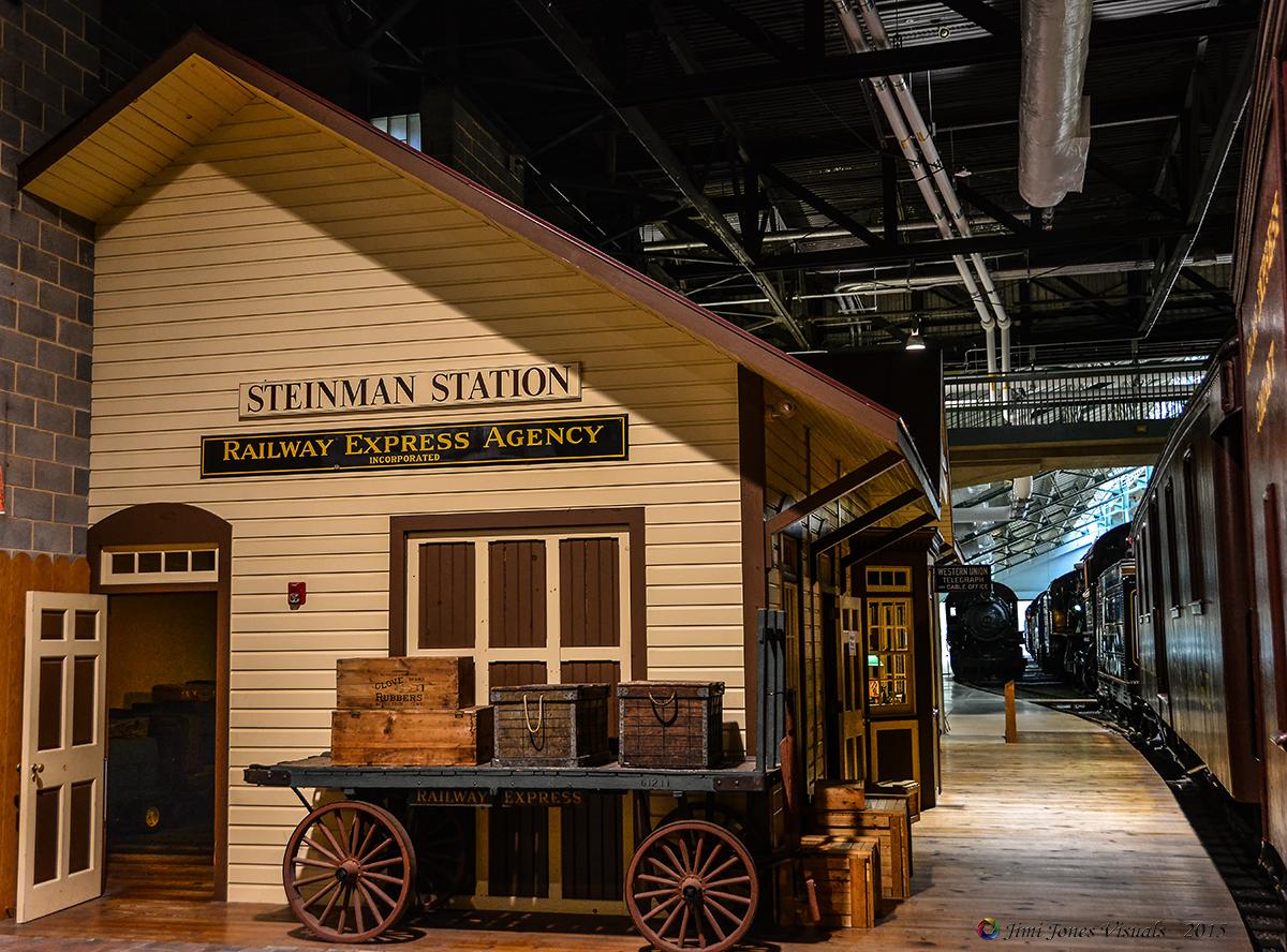 Steinman Station