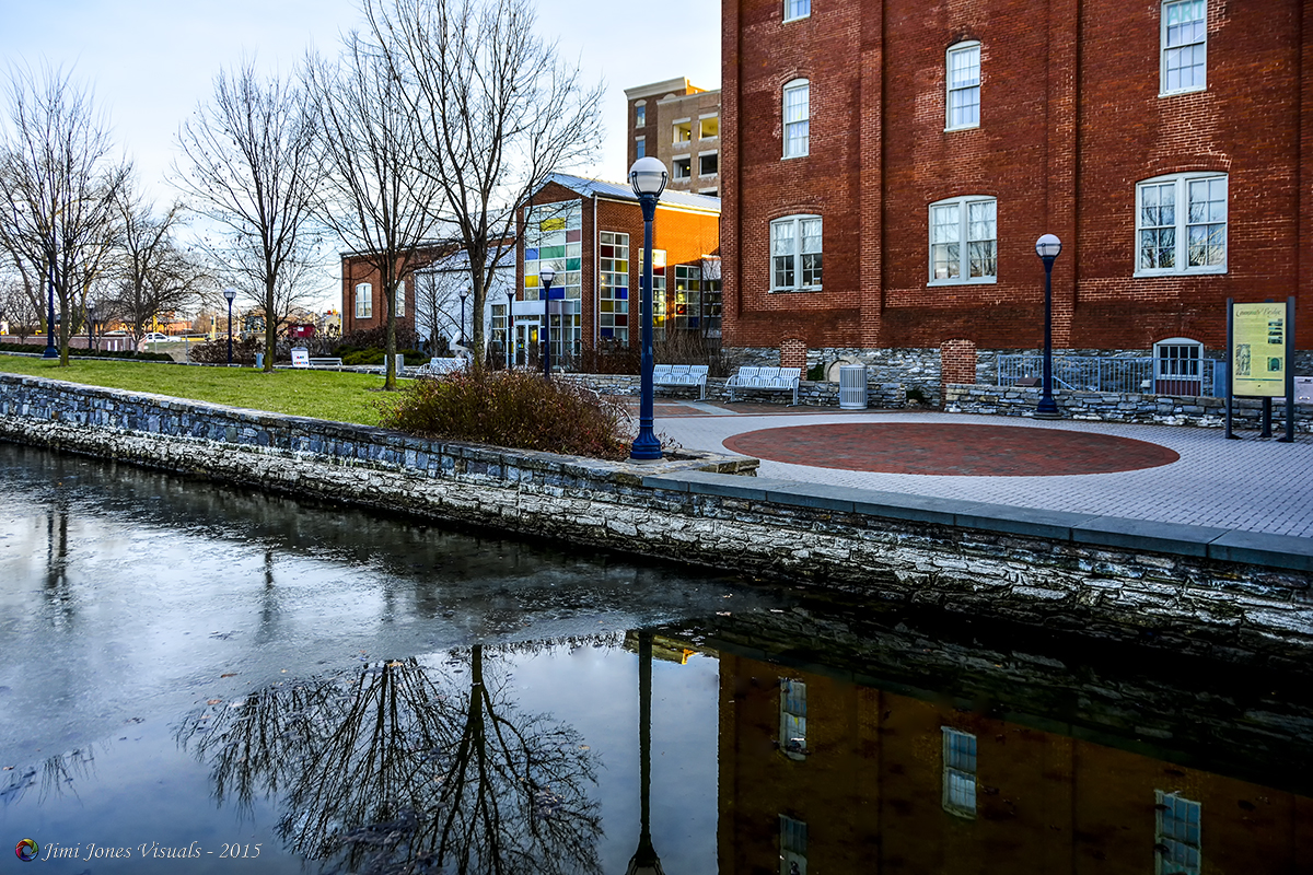 City Canal - Frederick Maryland
