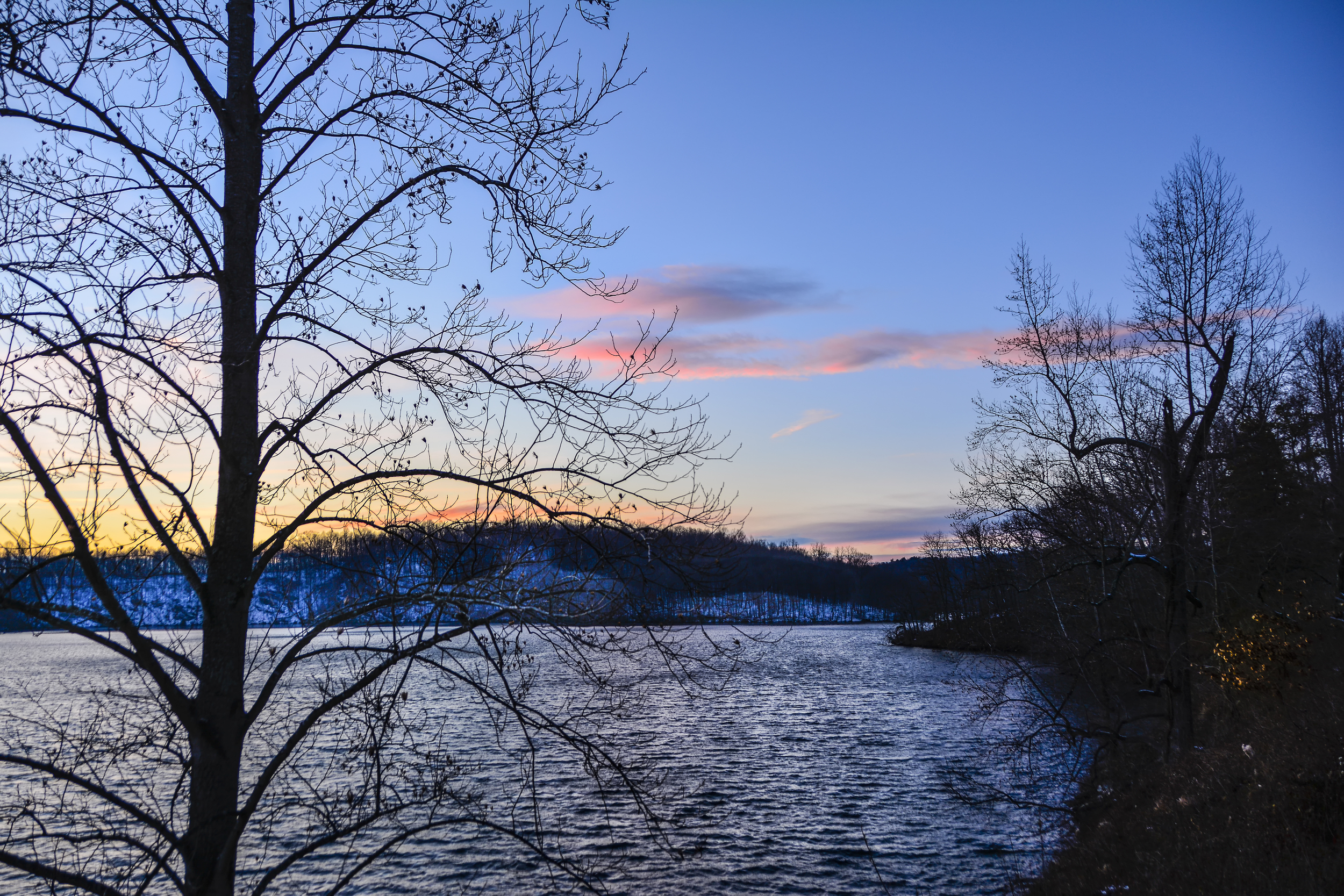 January Sunset - Prettyboy Reservoir.jpg