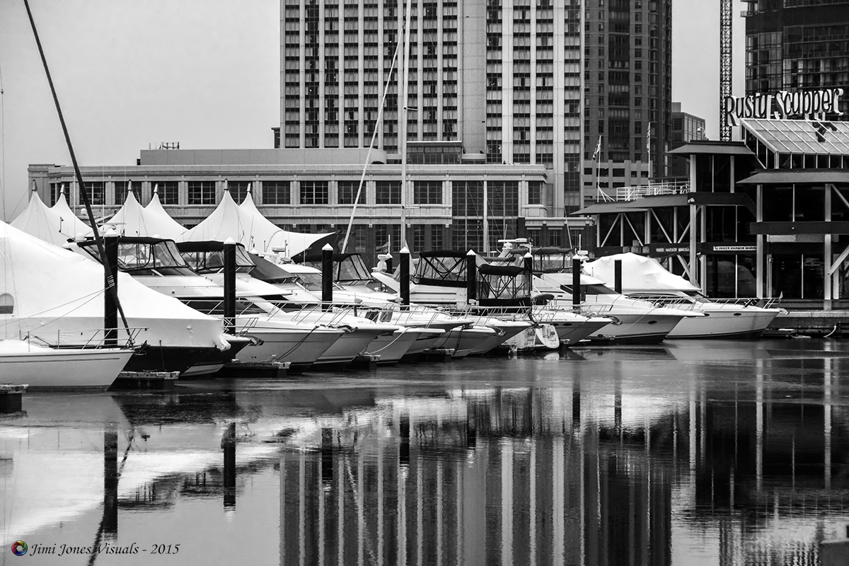 Rusty Scupper Restaurant - Baltimore Inner Harbor