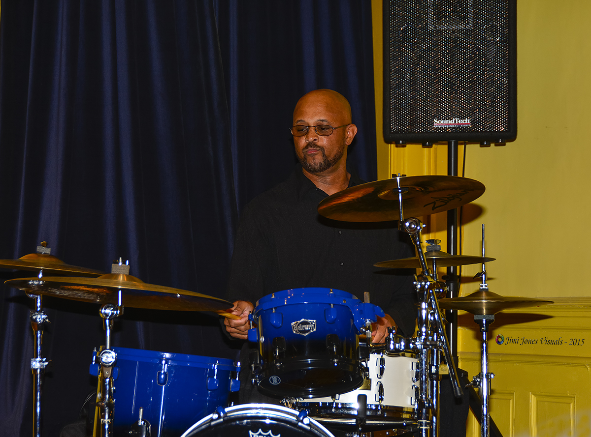 Mark Ayers - Percussionist