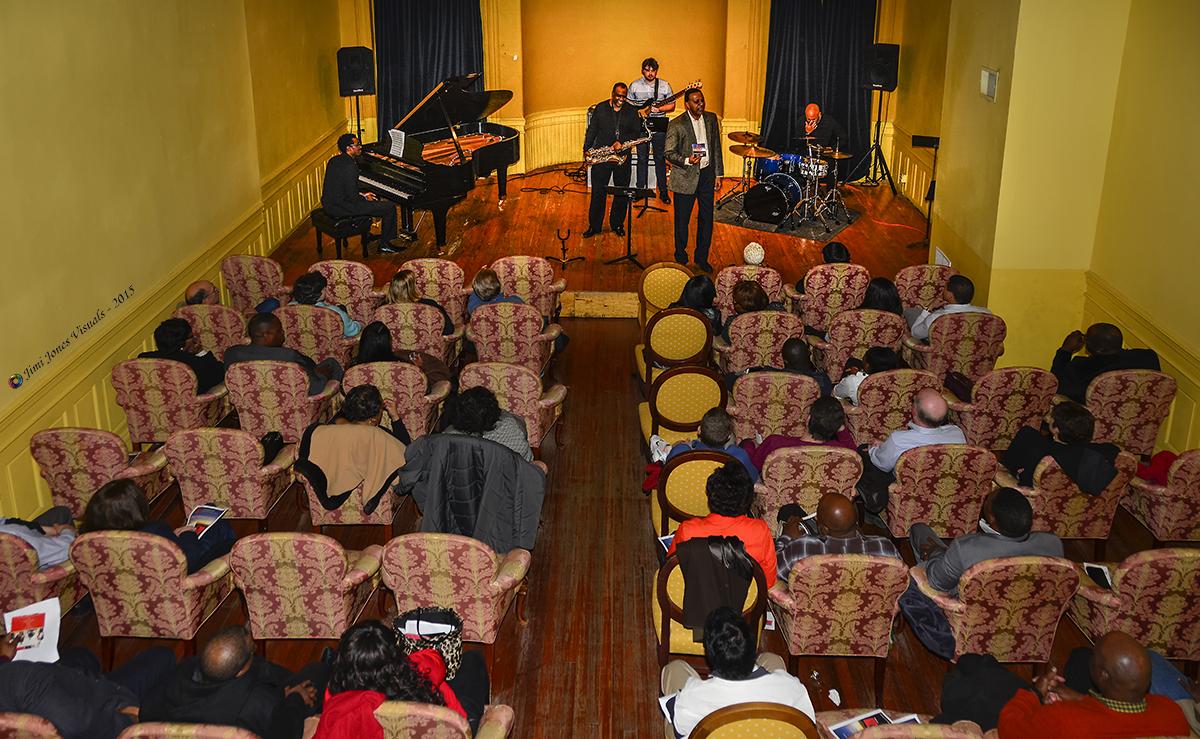 The New Covenant Ensemble - Overhead Photograph