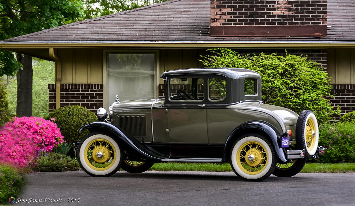 Vintage Car History