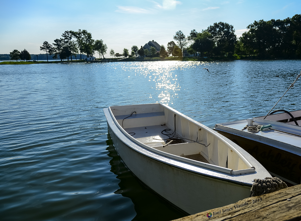 Boat at the Dock