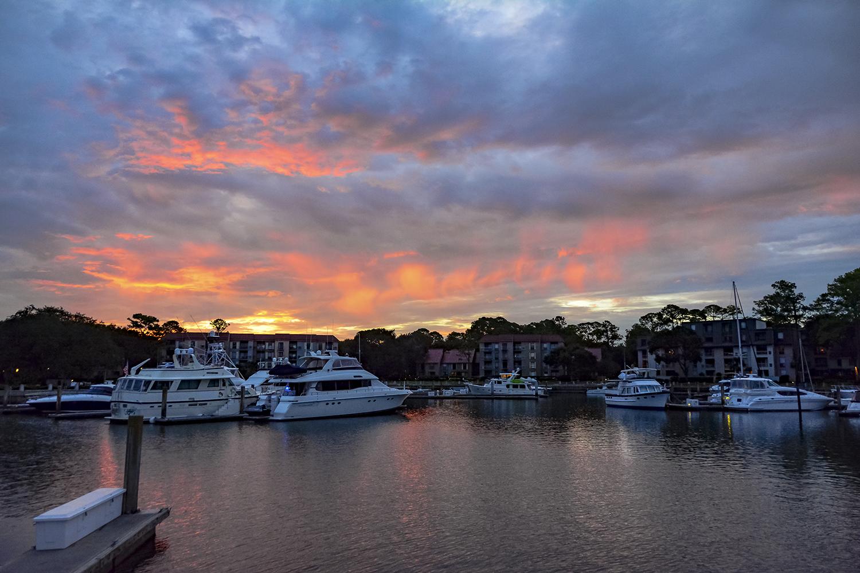 Sunrise - Shelter Cove Harbour.jpg