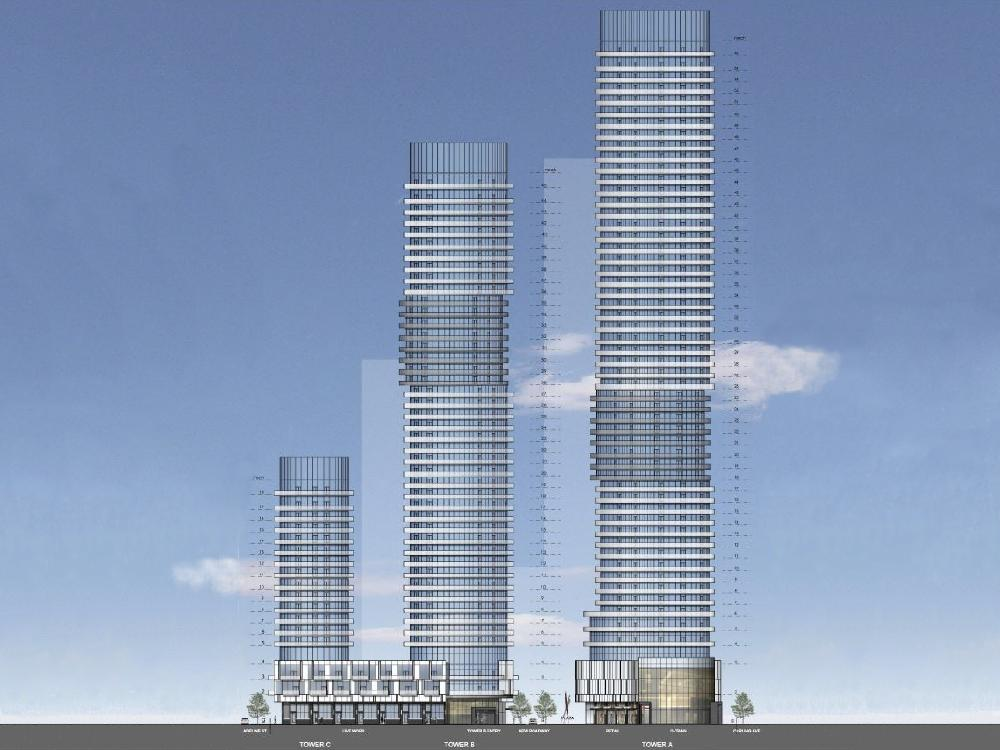 Richcraft Little Italy Towers