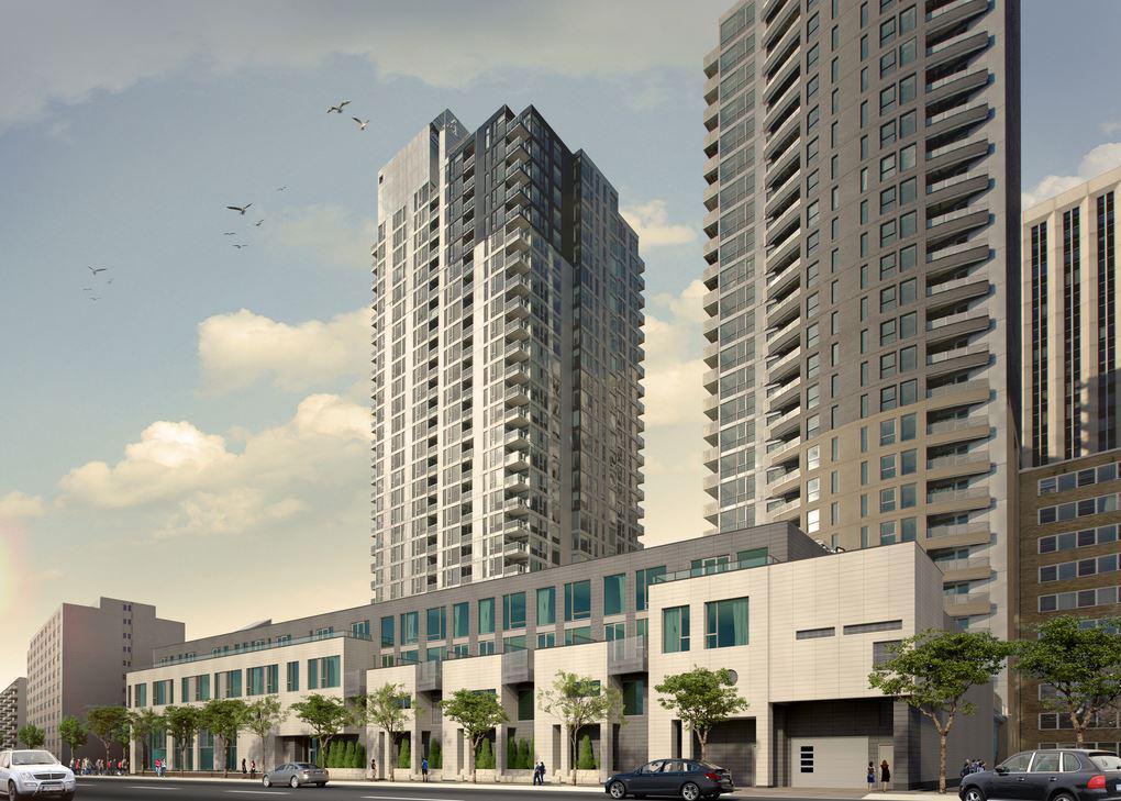 Tribeca Lofts Rendering Ottawa Condo